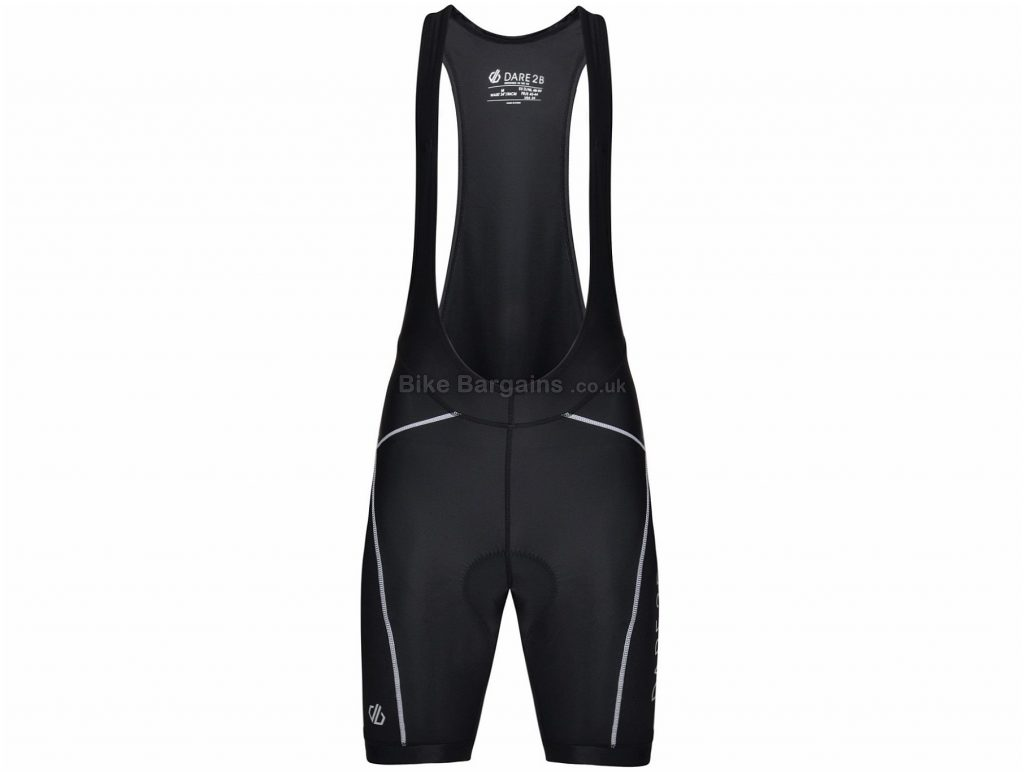 Dare 2b Palpable Bib Shorts S,L,XXL, Black