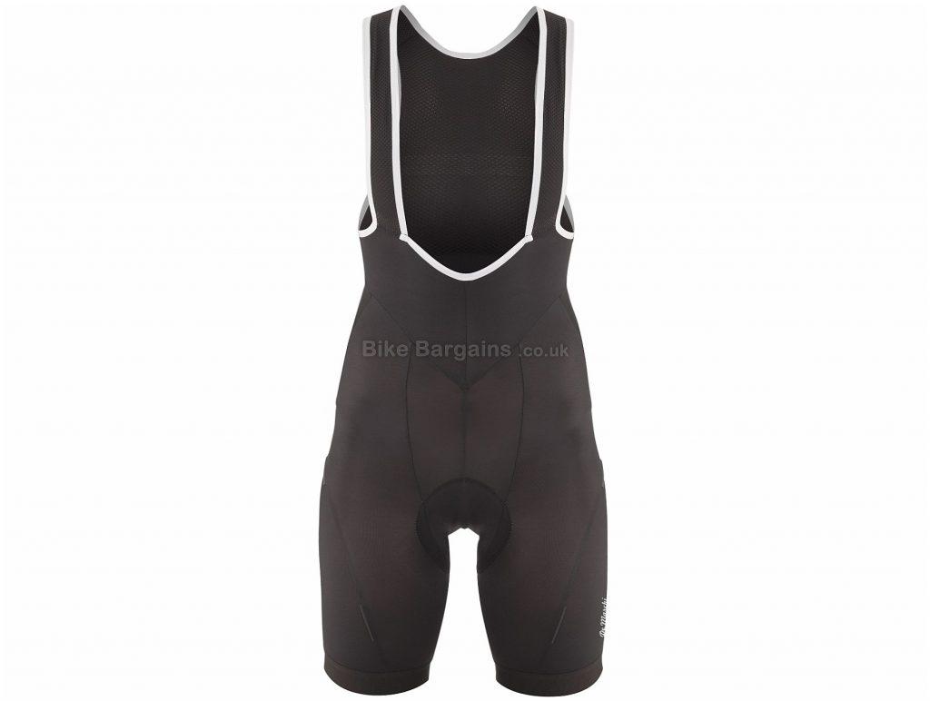De Marchi Ladies Leggero Bib Shorts 2016 XS,S,L, Black