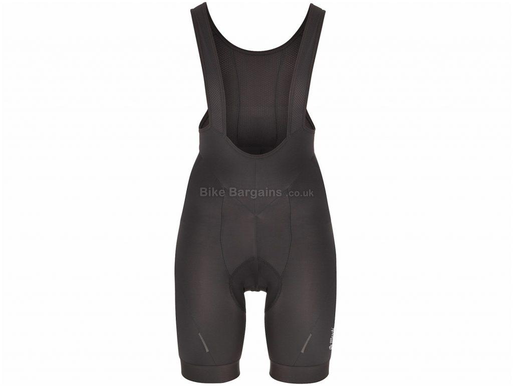 De Marchi Ladies Veloce Bib Tights 2016 L, Black