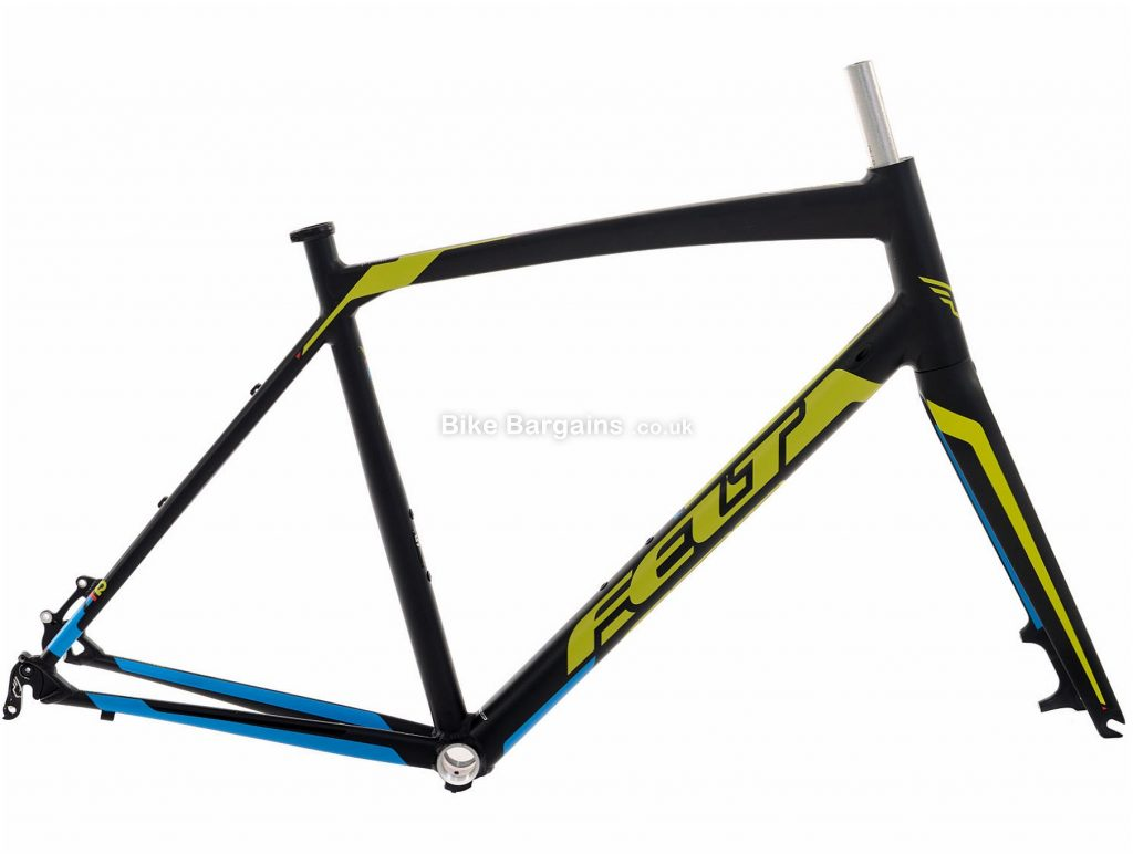 Felt Z75 Alloy Disc Road Frame 2015 56cm, Black, Alloy, 700c, 2.43kg, Disc