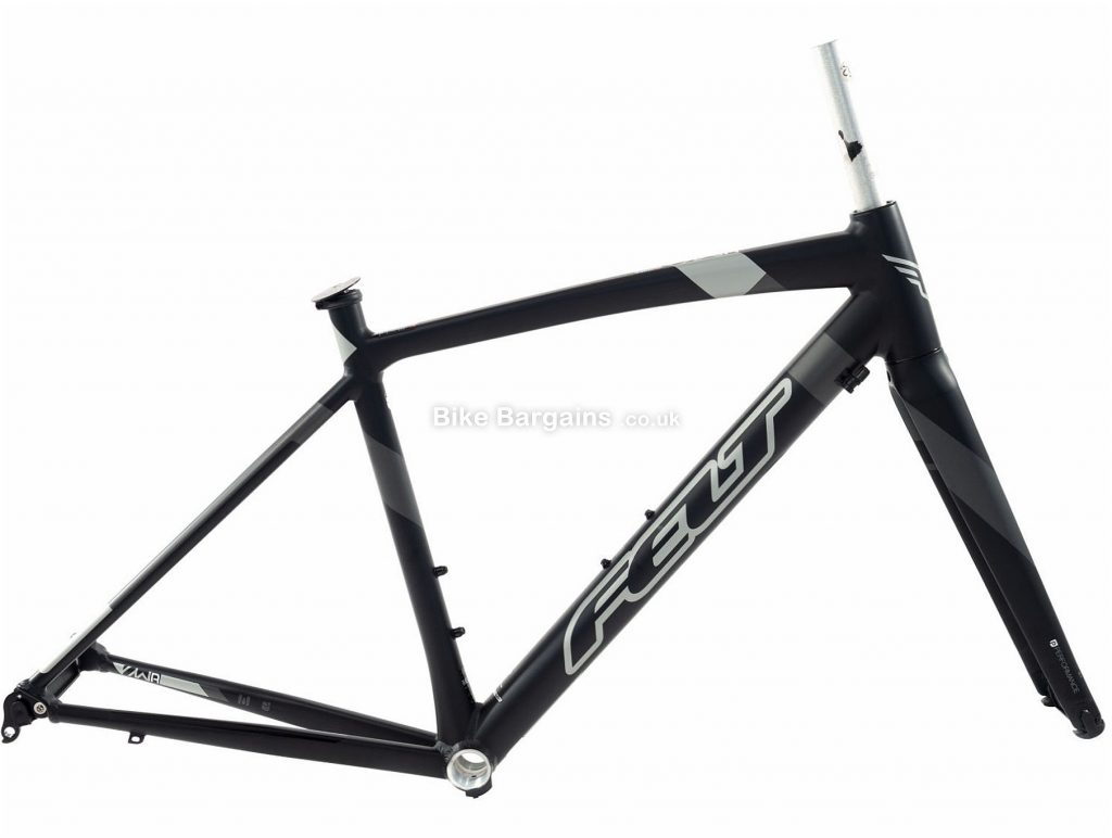 Felt ZW A Ladies Alloy Road Frame 2016 54cm, Black, Alloy, 700c, Calipers