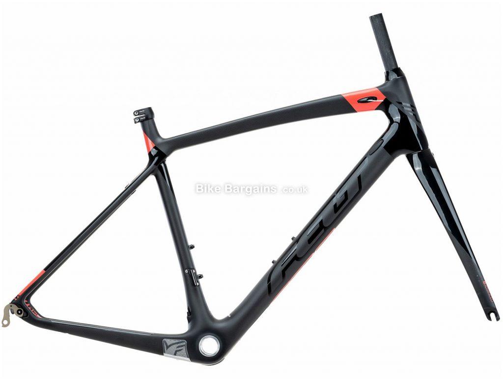 Felt ZW2 Carbon Road Frame 2016 51cm, 54cm, Black, Carbon, Calipers