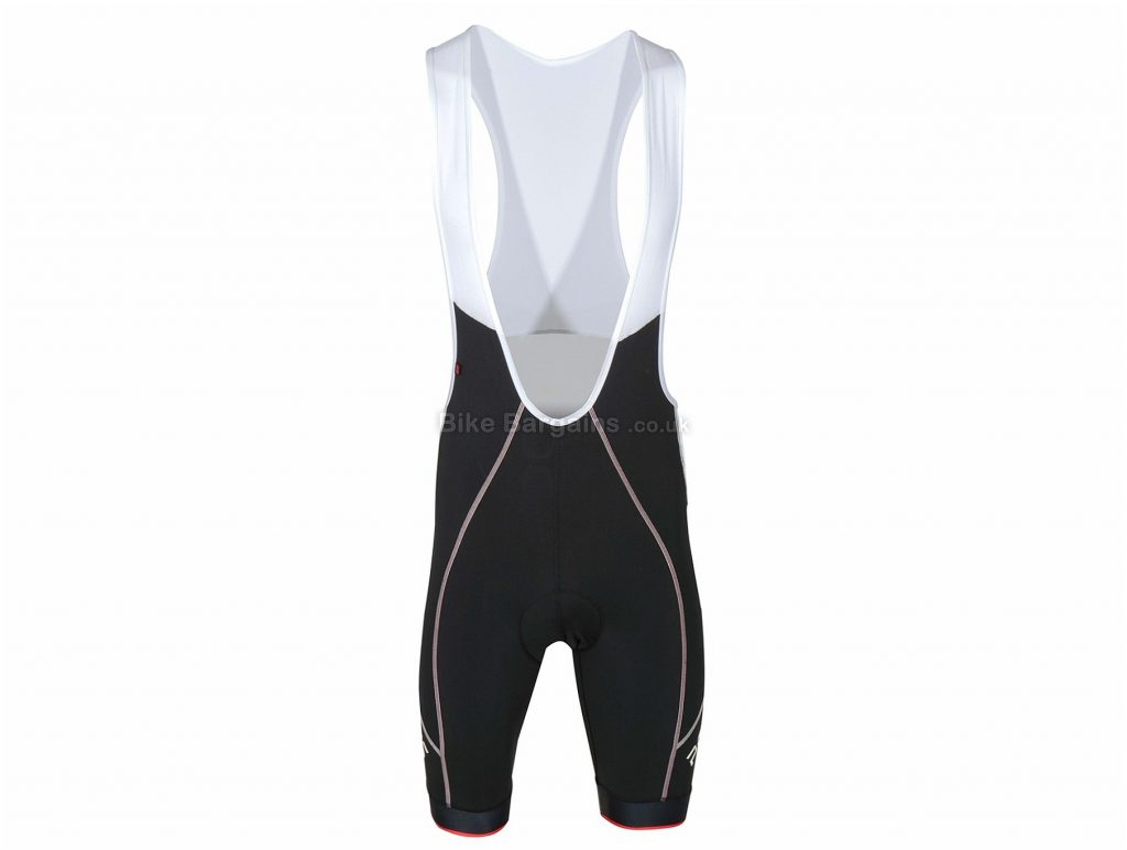 Polaris Pursuit Bib Shorts XXL, Black, White