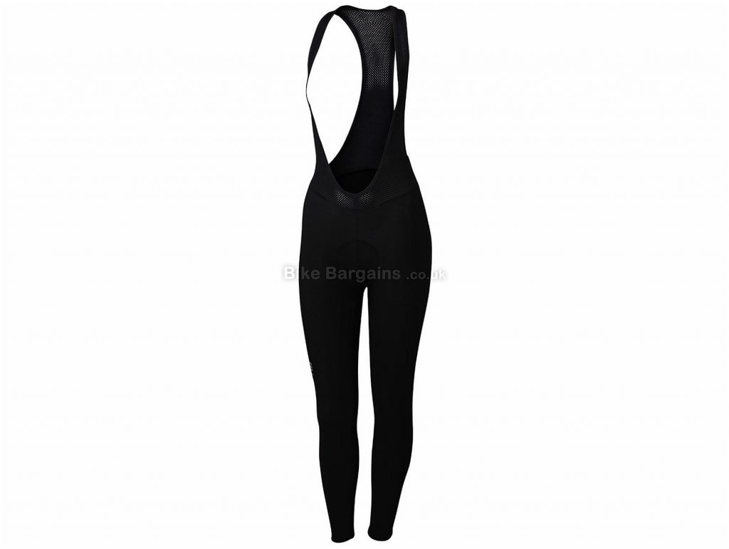 Sportful Luna Ladies Bib Tights XS,XL, Black