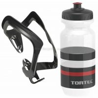 Tortec Air Bottle Cage With Tortec Jet Bottle