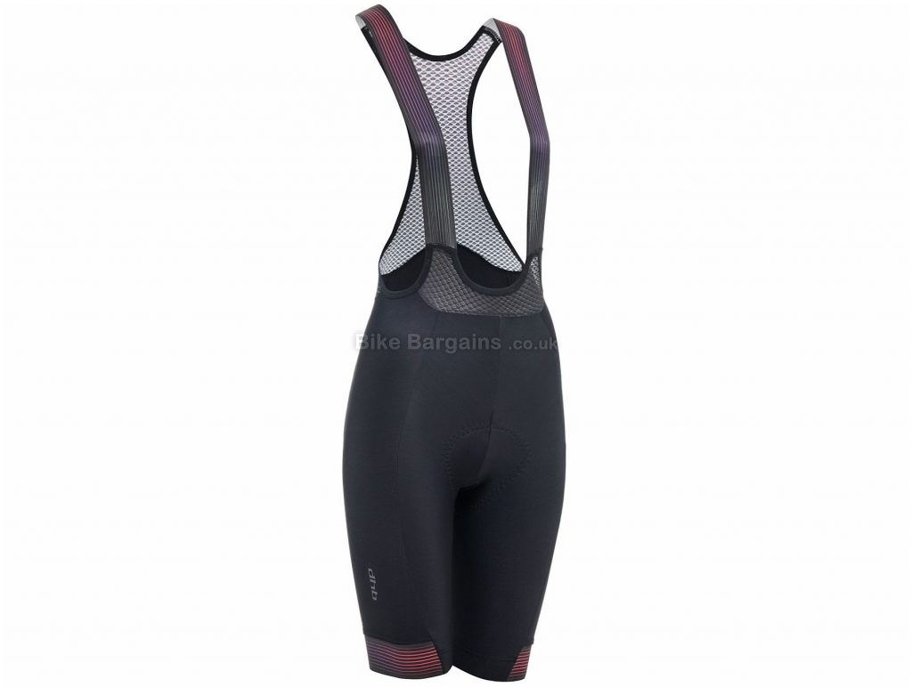 dhb Aeron Speed Ladies Blaze Bib Shorts 8, Black