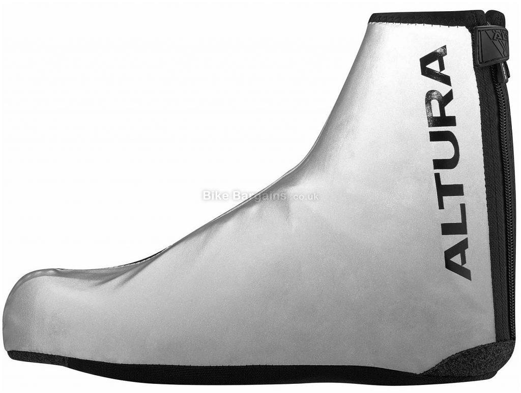 Altura Thermo Elite Overshoes S, Silver