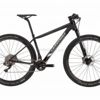 Cannondale F-Si Hi-Mod Black Inc 29″ Carbon Hardtail Mountain Bike 2018