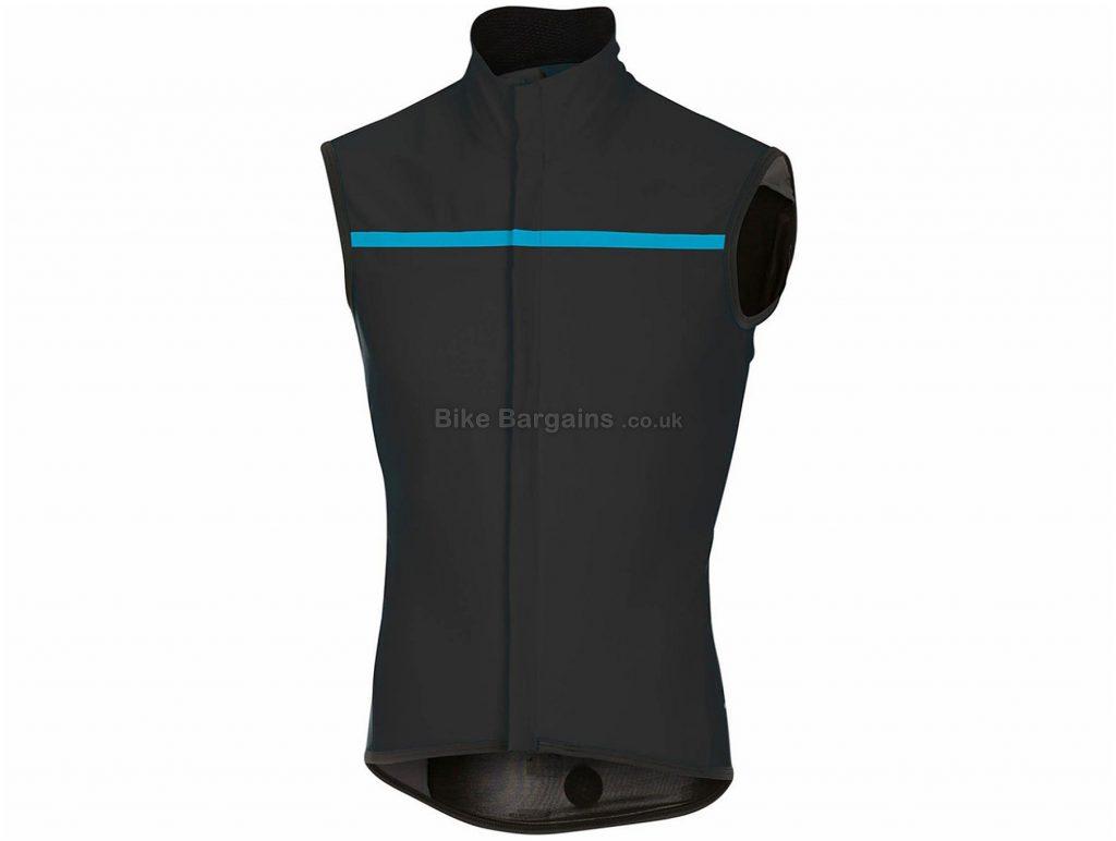 Castelli Team Sky Inside Perfetto Gilet L, Blue, Black