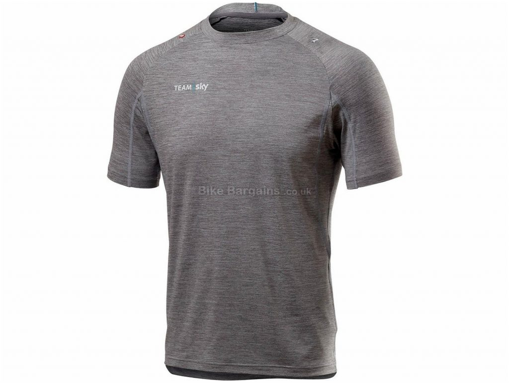 Castelli Team Sky Tech Pro T-Shirt 2019 L, Grey