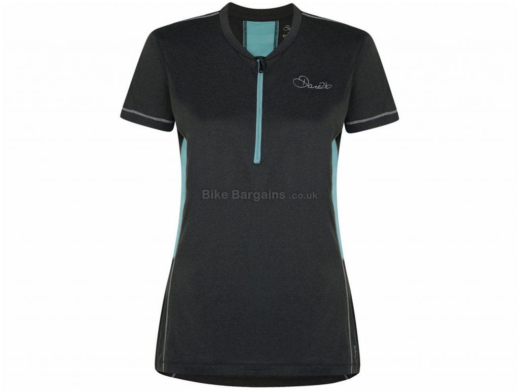 Dare 2b Assort Ladies Short Sleeve Jersey XL, Blue