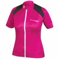 Endura Ladies Hyperon Short Sleeve Jersey