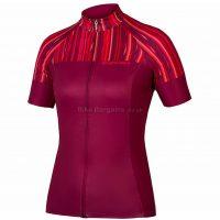 Endura Ladies Pinstripe Limited Short Sleeve Jersey
