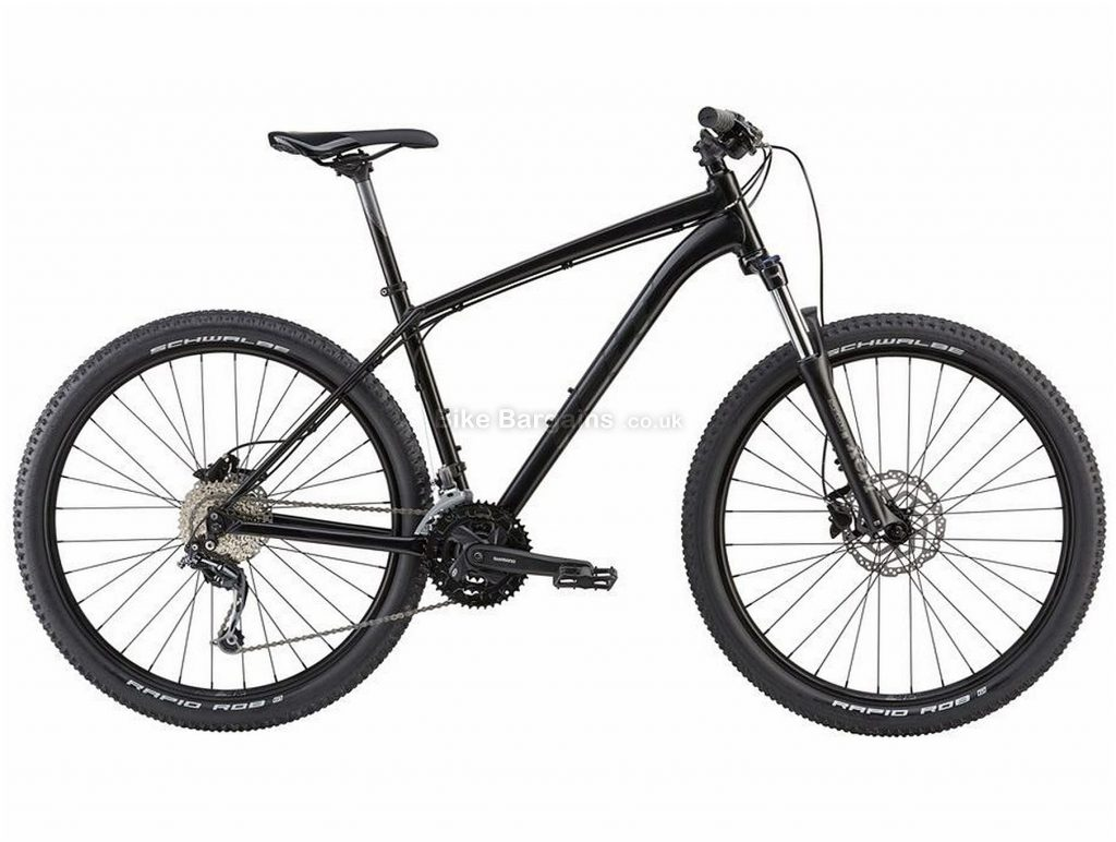 "Felt Dispatch 7/60 XC 27.5"" Alloy Hardtail Mountain Bike 2018 12"", Black, Grey, 27.5"", Alloy, 27 Speed, 14.8kg"