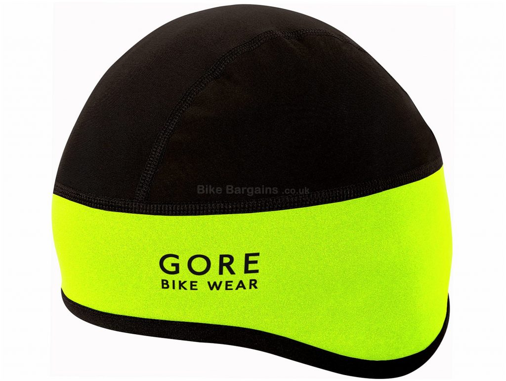 Gore Universal Windstopper Soft Shell Helmet Cap S,M, Black
