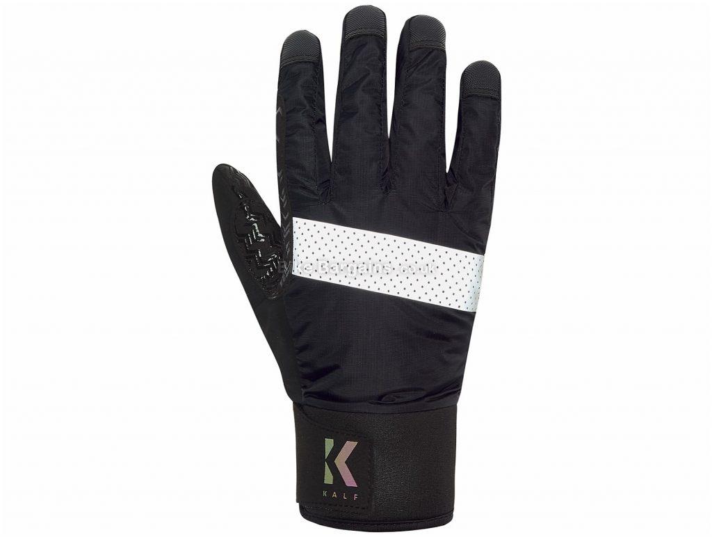 Kalf ZERO Ladies Full Finger Gloves XL, Black, White
