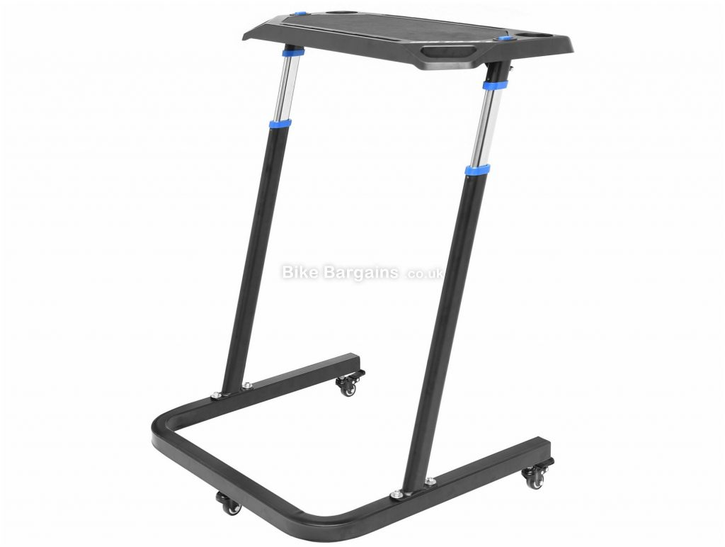 LifeLine Trainer Table 850mm, 1200mm, Silver, Black, 10.5kg, Steel
