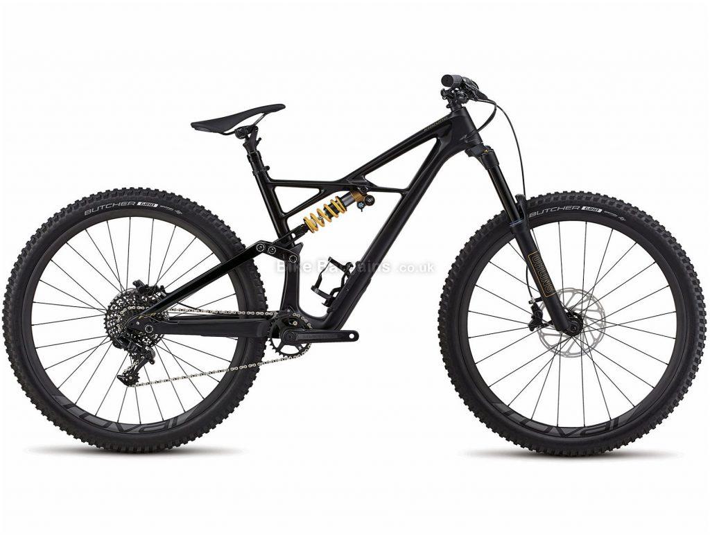 "Specialized Enduro Coil 29er 29"" Carbon Full Suspension Mountain Bike 2018 S, Black, 29"", Carbon, 11 Speed"