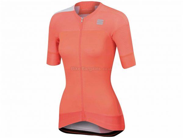 Sportful Ladies Bodyfit Pro Evo Short Sleeve Jersey M,L,XL are extra, Turquoise, Black