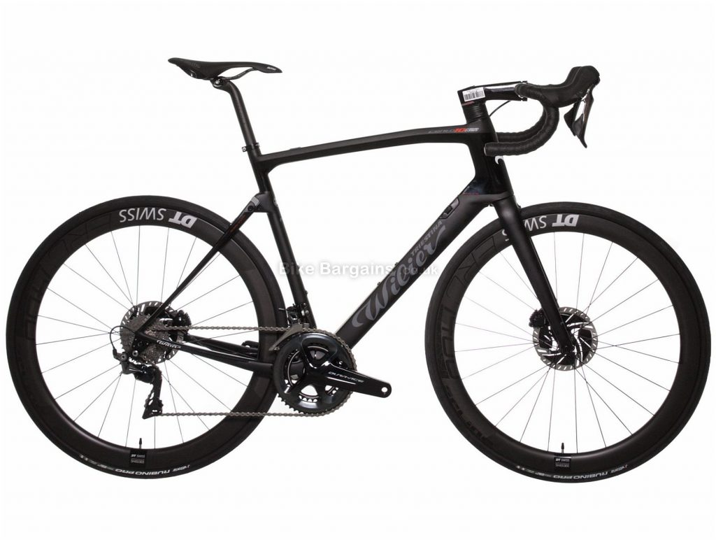 Wilier Cento10NDR Dura Ace Disc Carbon Road Bike 2019 S, Black, 700c, Carbon, 22 Speed, 7.4kg