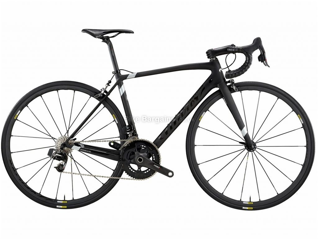Wilier Zero6 Red eTap Carbon Road Bike 2019 S, Silver, 700c, Carbon, 22 Speed, 6.1kg