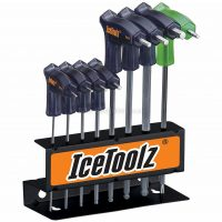 IceToolz Pro Shop Hex and Torx Key Set