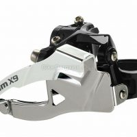 SRAM X9 Low Direct 10 speed Triple Front Derailleur