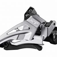 Shimano XT M8025 11 speed Double Front Derailleur