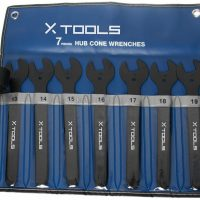 X-Tools Hub Cone Spanner Set