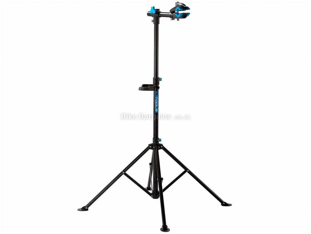 X-Tools Folding Bike Workstand 7kg, 1.75m, Steel, Plastic, Black, Blue, Work Stand