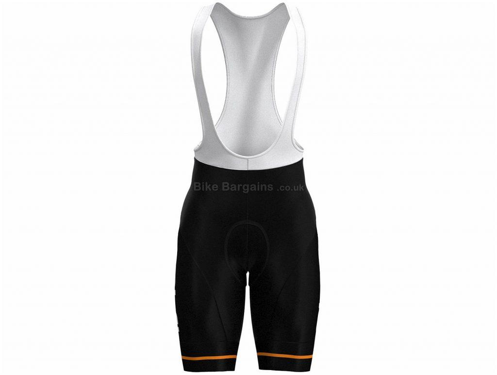 Ale Refresher Bib Shorts 2019 S, Black