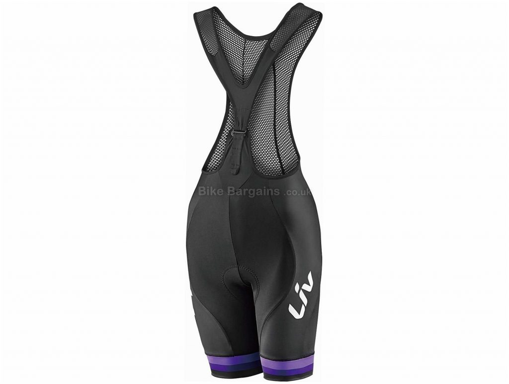 Giant Liv Race Day Ladies Bib Shorts XXXL, Black