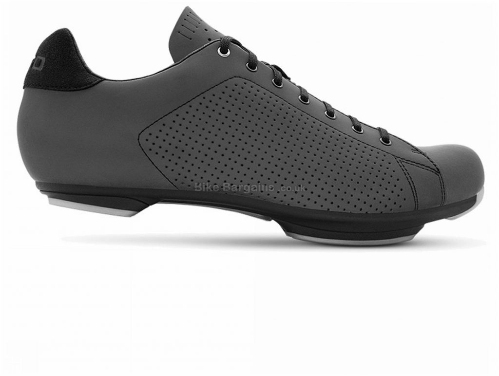 Giro Republic LXR Road Shoes 42,43, Grey, Laces, Nylon