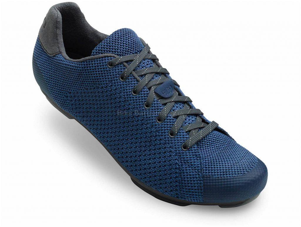 Giro Republic R Road Shoes 38, Blue, Laces, 310g, Nylon