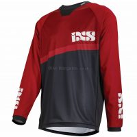 IXS Pivot 7.1 Long Sleeve Jersey 2017