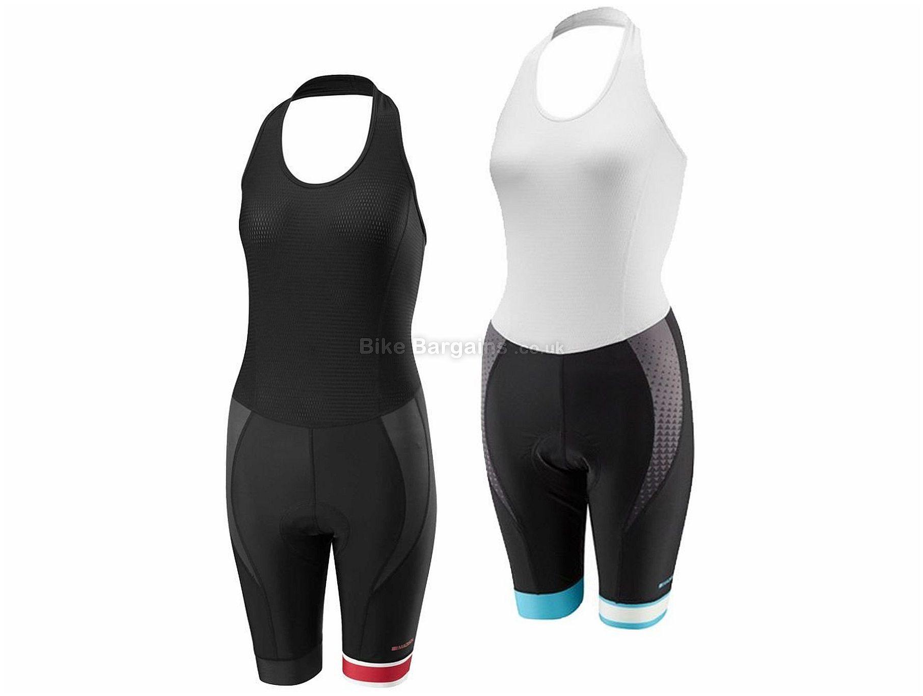 Madison Sportive Race Womens Cycling Bib Shorts Black