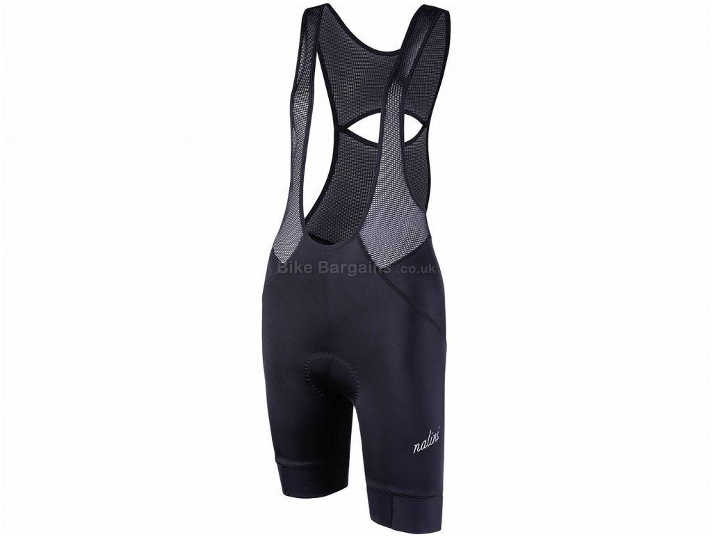 Nalini Incantevole Ladies Bib Shorts XXL, Black