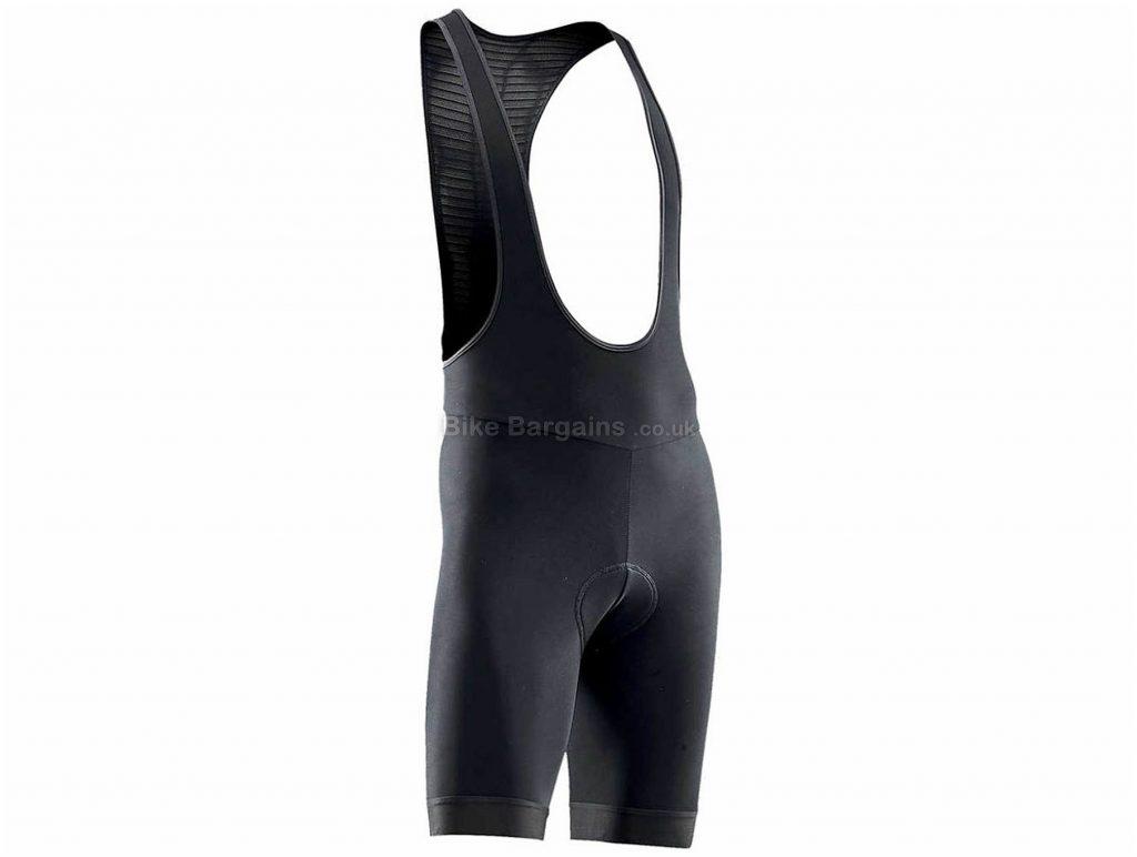 Northwave Dynamic Aqua Zero Bib Shorts XXL, Black