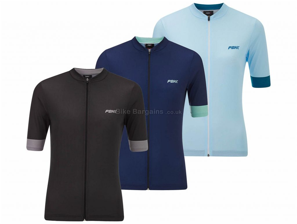 PBK Origin Ladies Short Sleeve Jersey XL, Blue