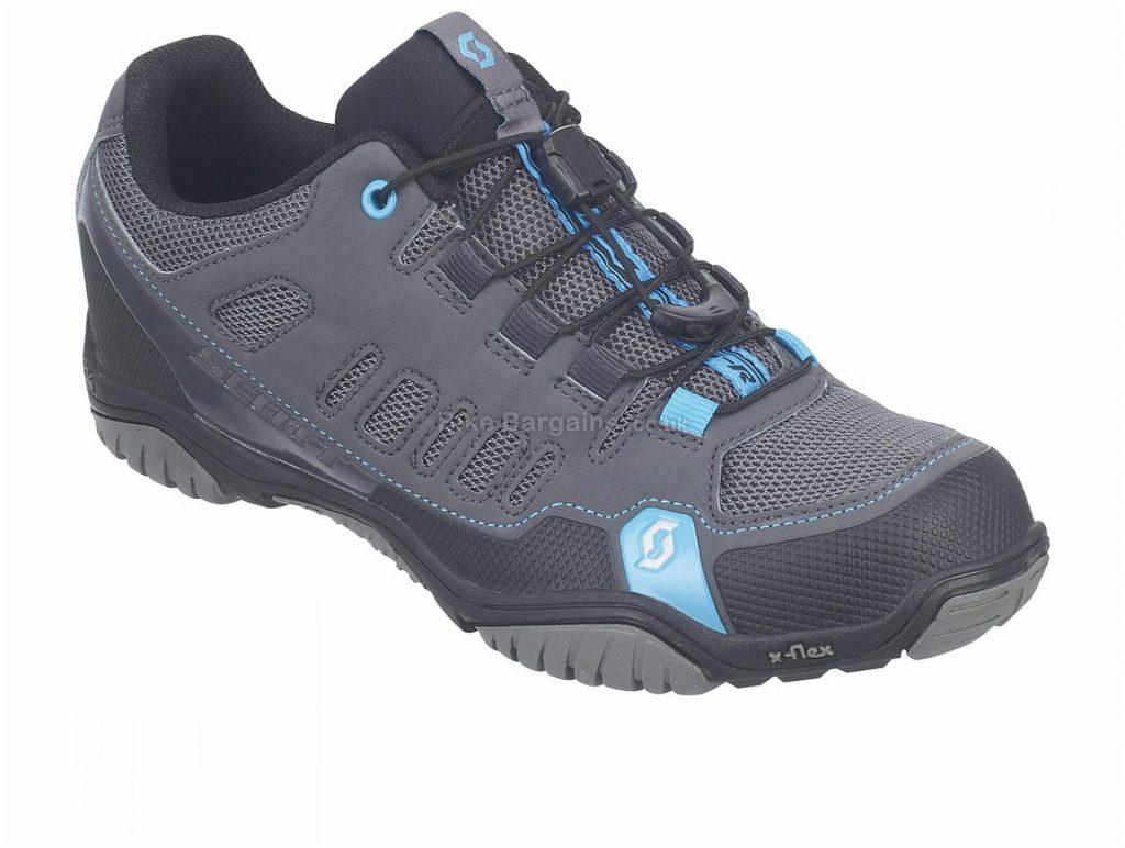 Scott Ladies Sport Crus-R MTB Shoes 41, Grey, Laces, Nylon