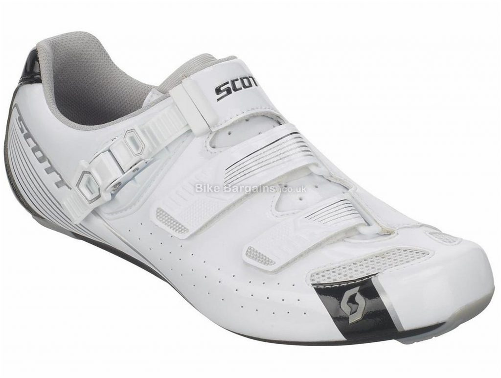 Scott RC Pro Ladies Road Shoes 36, White, Buckle, Velcro, Nylon