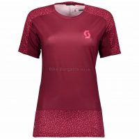 Scott Trail 20 Ladies Short Sleeve Jersey