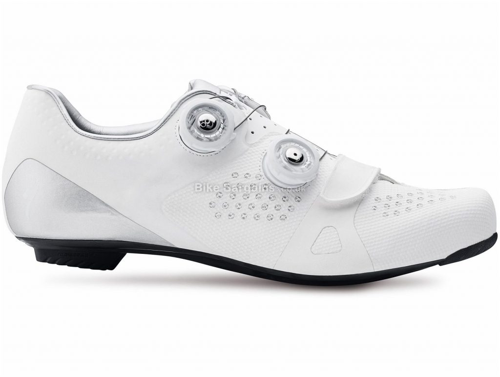 Specialized Torch 3.0 Ladies Road Shoes 2018 36, White, Boa, Velcro, 226g, Carbon