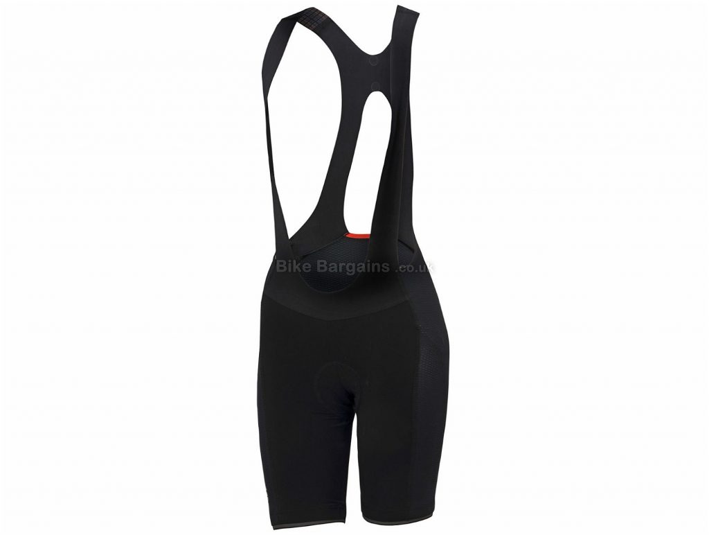 Sportful Ladies Total Comfort Bib Shorts L, Black