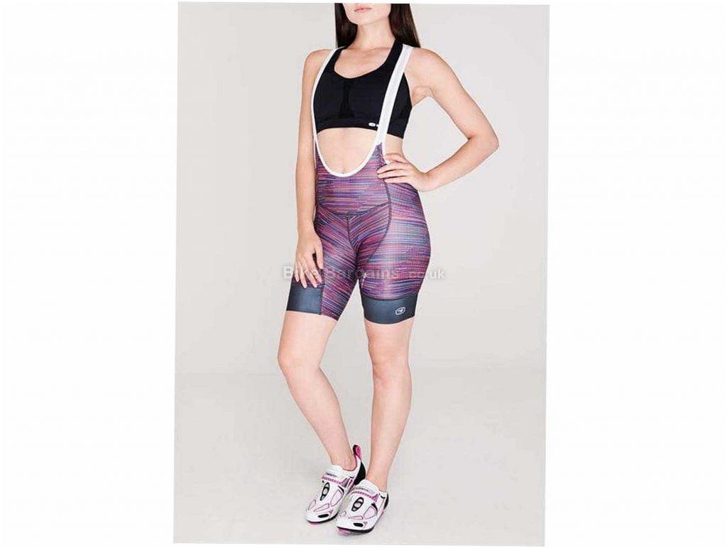 Sugoi LTD Ladies Bib Shorts M, Pink
