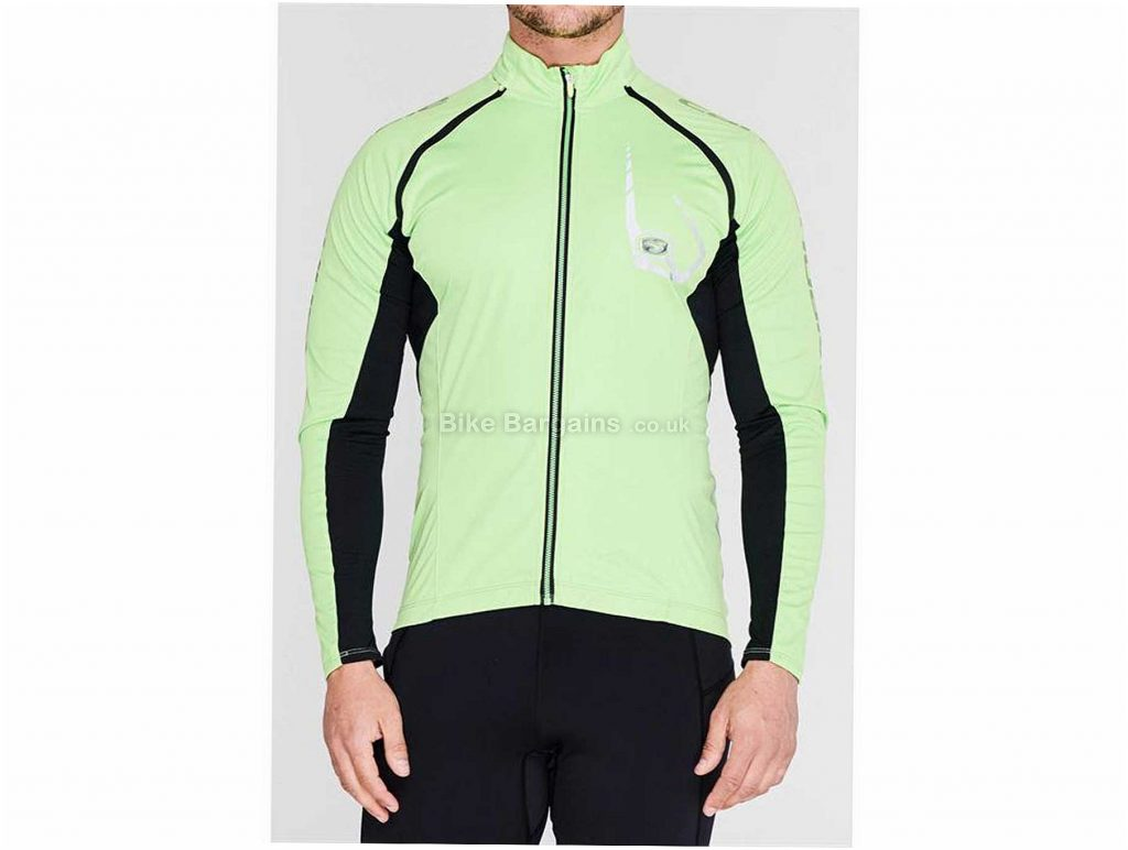 Sugoi RS 120 Long Sleeve Jersey L, Green