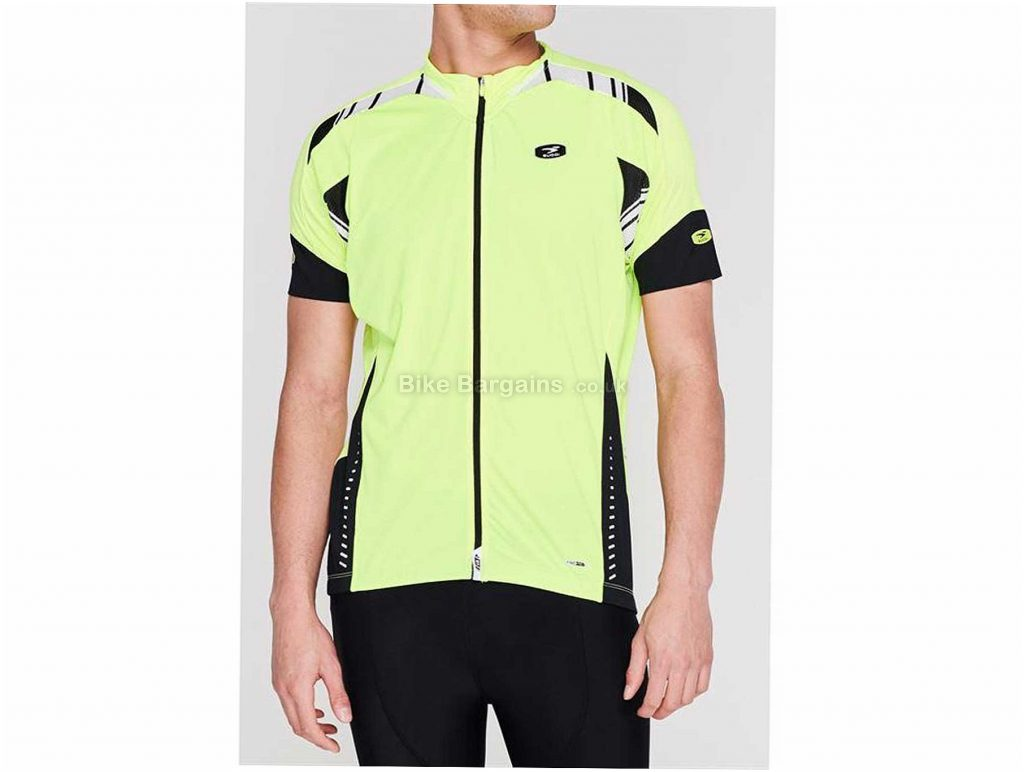 Sugoi RS Pro Sn99 Short Sleeve Jersey XS,S,M,L,XXL, Green, Blue, Yellow