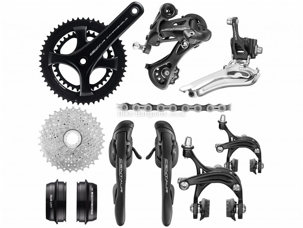 Campagnolo Centaur 11 Speed Groupset 11 Speed, Double, Road