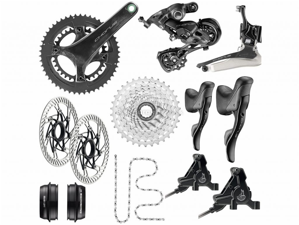 Campagnolo Chorus 12 Speed Disc Groupset 12 Speed, Double, Road