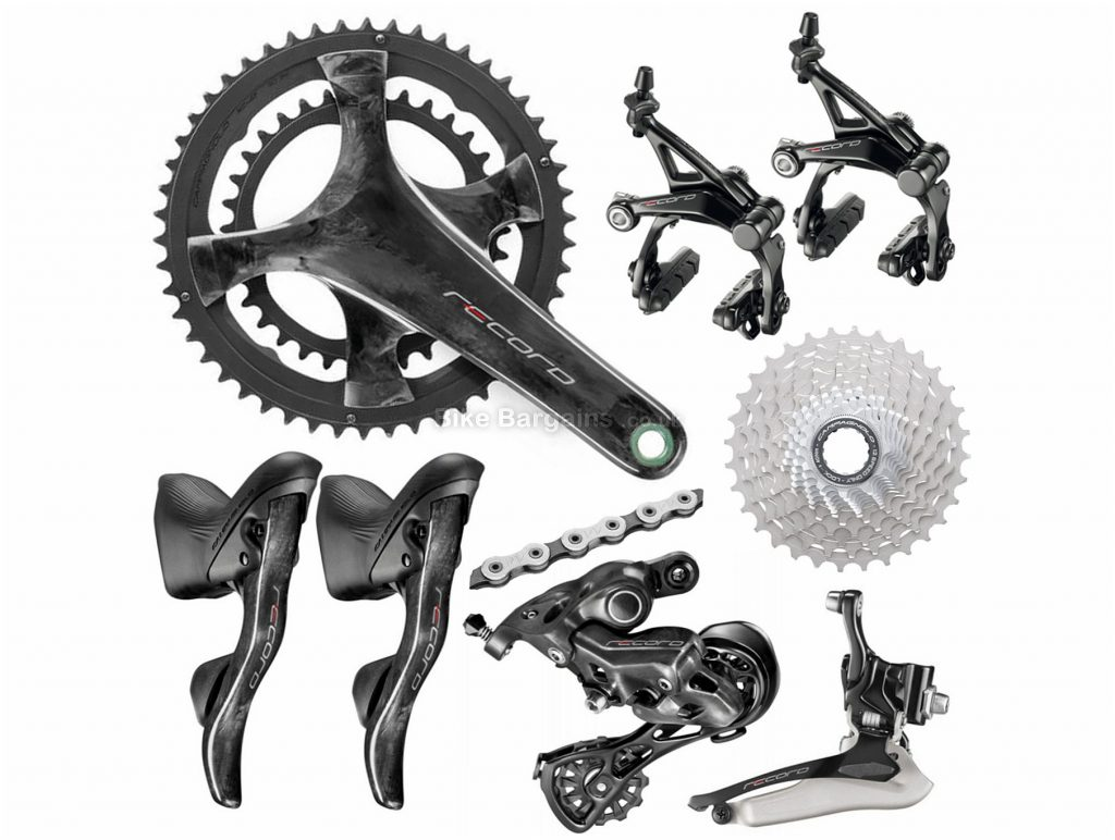 Campagnolo Record 12 Speed Groupset 12 Speed, Double, Road